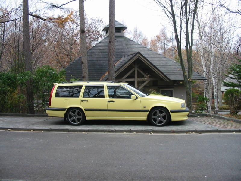 What is the definitive 'fast' Volvo wagon? - Page 1 - General ...